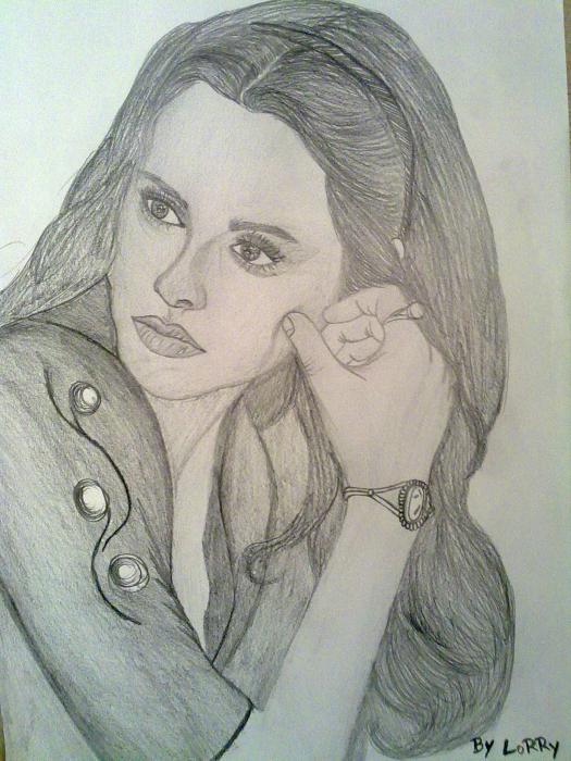 Kristen Stewart by LoRRy